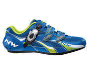 Northwave Fighter SBS men blue-white-green
